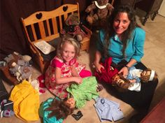 Michelle Duggar takes a break from the demands of a life with 19 children to pl. Duggar Sisters, Dugger Family, 19 Kids And Counting, Kid Names, How To Memorize Things, In This Moment, Children, Celebrities, Instagram Posts