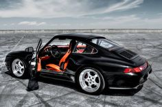 993 Carrera S with awesome interior.