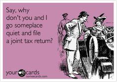 #tax #flirt #funny http://blog.ctaxrelief.com/affordable-tax-debt-relief