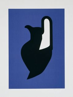 Patrick Caulfield 'Vessel', 1987 © The estate of Patrick Caulfield. All Rights Reserved, DACS 2014