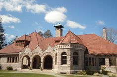 By eliminating all town funding for the Pequot Library in Southport, pictured, in the 2013-14 budget proposal, library officials say the library, founded in 1889, may be forced to close.  FAIRFIELD CITIZEN, CT 4/3/13 Photo: Meg Barone / Fairfield Citizen contributed