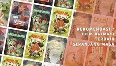 Rekomendasi 7 Film Animasi Terbaik Sepanjang Masa Gnomes, San Diego, Netflix, Baseball Cards, Film, Cover, Books, Art, Movie