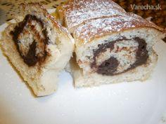 Kakaový závin (fotorecept) - recept | Varecha.sk 20 Min, French Toast, Baking, Breakfast, Food, Preschool, Hampers, Morning Coffee, Bakken