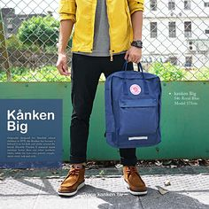kanken Big 540 Royal Blue