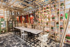 Paola Navone's project on IKEA METOD system.