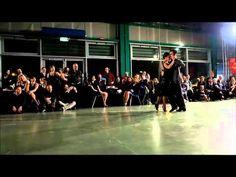 Pescara Tango Festival 2015 - Fernando Gracia y Sol Cerquides - Todo te nombra - YouTube