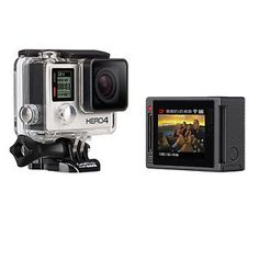 Step by step guide: How to use a gopro for better travel photos. Using a GoPro for travel photos made easy and simple. Gopro Camera, Video Camera, Gopro Hd, Geeks, Silver Surf, Newest Gopro, Rive Nord, Gopro Hero 4, Online Shopping