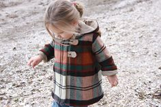 i adore this coat. Big little made one for my daughter Pixie Hood Coat PDF Pattern by BigLittle on Etsy Coat Pattern Sewing, Coat Patterns, Jacket Pattern, Clothing Patterns, Sewing Patterns, Sewing Ideas, Embroidery Patterns, Sewing For Kids, Baby Sewing