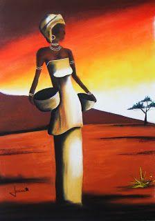 African Drawings, African Art Paintings, African Artwork, Afrique Art, Wall Art Wallpaper, Acrylic Pouring Art, Desert Art, Black Artwork, Afro Art