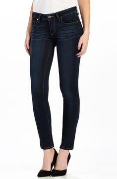 Paige Denim 'Transcend - Verdugo' Ankle Ultra Skinny Jeans (Hartmann) available at #Nordstrom