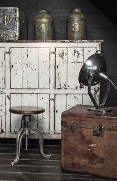 Vintage Inspiration from Decoration Archive Industrial Loft, Interior Inspiration, Archive, Decoration, Vintage, Collection, Decor, Industrial Loft Apartment, Decorations