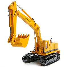 Caterpillar Die-Cast models Heavy Construction Equipment, Heavy Equipment, Earth Moving Equipment, New Farm, Painted Pony, Rc Trucks, Model Kits, Diecast Models, Caterpillar