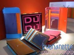 DuDubags Colorful Collection - portafogli in pelle - leather wallet  www.dudubags.com