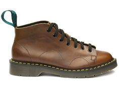 Solovair - Gaucho Leather Monkey Boot