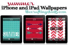 Summer iPhone and iPad wallpapers