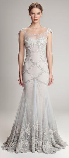Silver Grey Wedding Dresses - Discount Wedding Dresses