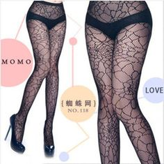 Goth-Punk-Nightclub-Womens-Sexy-Fishnet-Pantyhose-Tights-Stockings