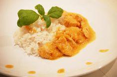 Pierś kurczaka w cieście francuskim - danie obiadowe na wyjątkowe okazje Mango, Risotto, Nom Nom, Ethnic Recipes, Blog, Manga, Blogging