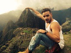 Liam in Peru