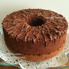best cake ever Chocolate World, Chocolate Desserts, Pasta Cake, Best Cake Ever, Chocolate Sponge Cake, Biscuit Cake, Recipe Mix, Arabic Food, Turkish Recipes