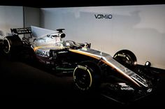 Force India reveals the VJM10 for F1 2017
