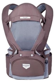 Baby Carrier 3 in 1 Kid Hipseat With Belt Sling Breathable Ergonomic Backpack Kids Hip Seat