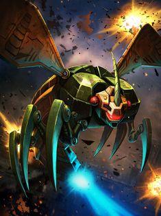 Transformers Legends Venom