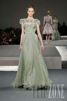 Elie Saab - Couture - Spring-summer 2009