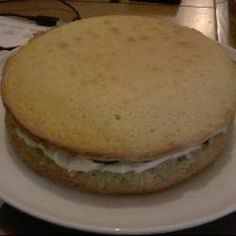 Lovely Victoria Sponge Cake @ allrecipes.co.uk