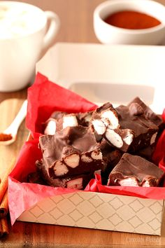 Stand out from the crowd this Christmas by making easy Mexican Hot Chocolate Fudge, which uses sweetened condensed milk and doesn't require a candy thermometer.