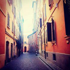 Twitter / @Ainara Garcia: Buongiorno Modena!