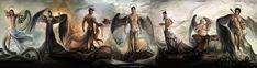 Seven Deadly Sins by Procrust.deviantart.com on @deviantART