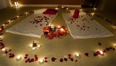Un rico masaje en pareja