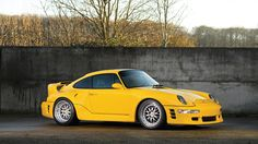 1998 Ruf CTR2 Sport. Estimate €450,000–550,000. Based on the Porsche 993 Turbo, the RUF CTR2 launched in 1995 and was one of the fastest production cars in the world, second only to the McLaren F1. After placing second overall in the 1997 Pikes Peak Hill Climb, RUF sent test driver Steve Beddor this Yellowbird Yellow CTR2 for his personal use.