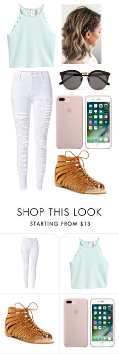 """""""Untitled #816"""" by lorenaisrandom on Polyvore featuring WithChic, ANNA and Illesteva"""