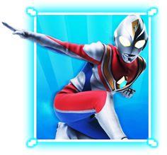 ウルトラマンダイナ フラッシュタイプ 人類が新たなる発展を目指して広大なる宇宙の開拓に乗り出したネオフロンティア時代。ここで人類が遭遇する未知なる脅威と戦い、人類とともにネオフロンティア時代を突き進むダイナミックな光の巨人こそがウルトラマンダイナである。 特捜チーム スーパーGUTSの新人隊員アスカ・シンは、宇宙空間で絶体絶命の時、生きることへの強い気持ちを爆発させた。そこで光に遭遇し、ダイナへの変身能力を得た。 アスカ隊員は、リーフラッシャーを使い、身長55メートル、体重45,000トンの光の巨人・ウルトラマンダイナに変身する。