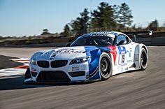 BMW Z4 GT3, M3 DTM Track Test