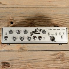 Aguilar Tone Hammer 500 Bass Amp Head USED