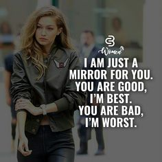 Never let someone change you. You are perfect just the way you are like this some attitude quotes on life. Boss Quotes, Joker Quotes, Life Quotes, Positive Attitude Quotes, Attitude Quotes For Girls, Classy Quotes, Girly Quotes, Elegance Quotes, Woman Quotes