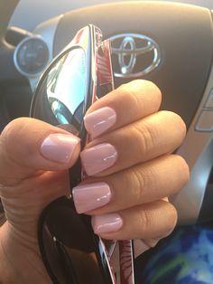 My nails!!! DND Fairy Dream