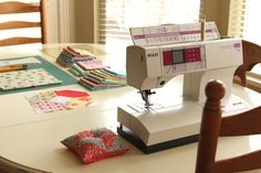 Tips for sewing at y
