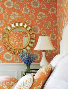 Jubilee Wallpapers - Classic collection of wallpapers for Thibaut