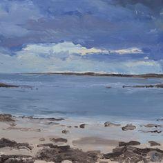 Northumberland Coast by LKB23 on Etsy