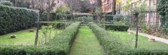 Un giardino in via Santo Stefano