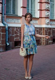 Love of Pastels (by Stacey Uliss) http://lookbook.nu/look/3355455-Love-of-Pastels