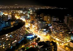 Viña del Mar City, Chile.