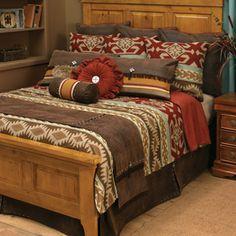 Western Bedding ~ Adobe Vista Collection