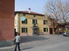 Trattoria La Buca di Zibello - Parma, Italy - to try Culatello