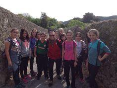 Segundo encuentro con las/os jóvenes del proyecto Alkarregaz de Cruz Roja Valle de Arratia.