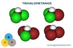 En este post vamos a conocer más sobre los trihalometanos en el agua: qué son, cúando se forman y qué peligro pueden suponer para la salud de las personas.